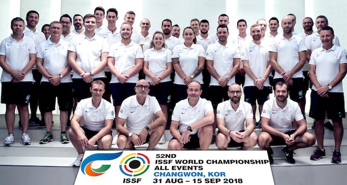 CDM ISSF 2018 CdM ISSF 2018 Team Staff 2.jpg