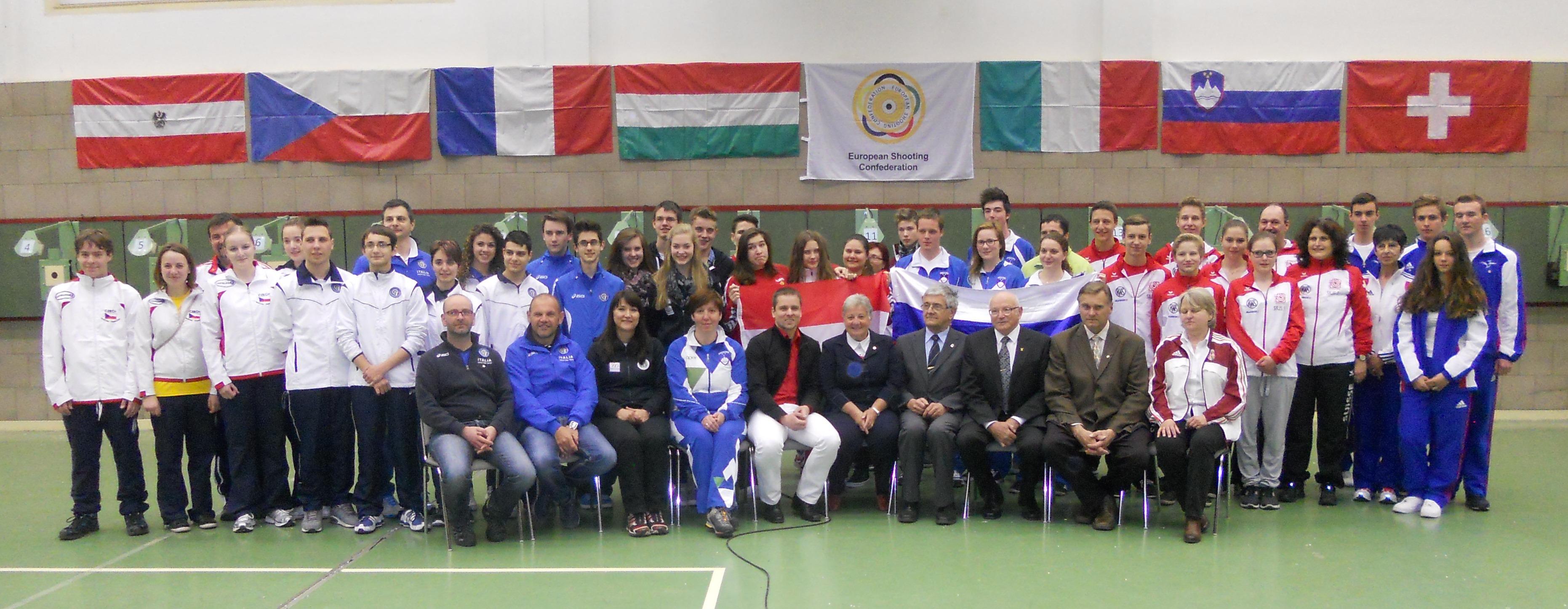 Teams 2014 West Region.JPG